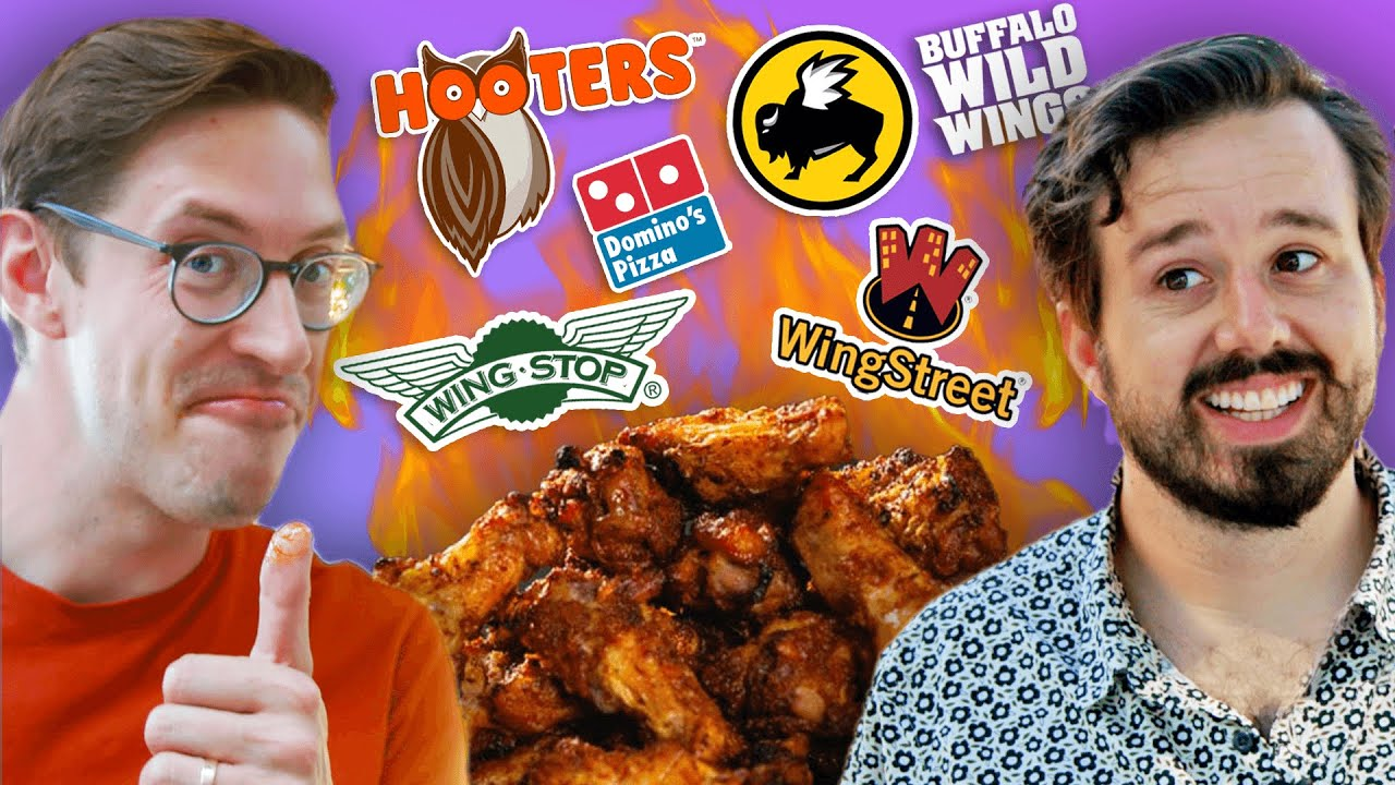 Which Chain Has The Best Chicken Wings?