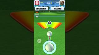 Albatross on a shootout? Golf Clash - 2017-06-28