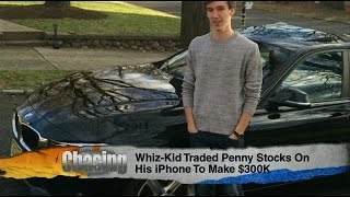 Whiz Kid Makes $300,000 Trading Penny Stocks