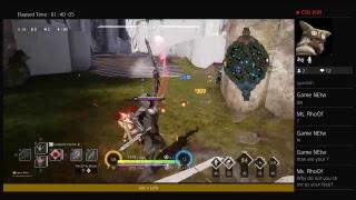 Paragon gameplay