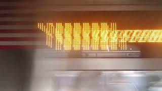 On Board MTA NYC Subway: Queens bound R160B (N) train #8999 Coney Island to Times Sq-42nd Street (2)
