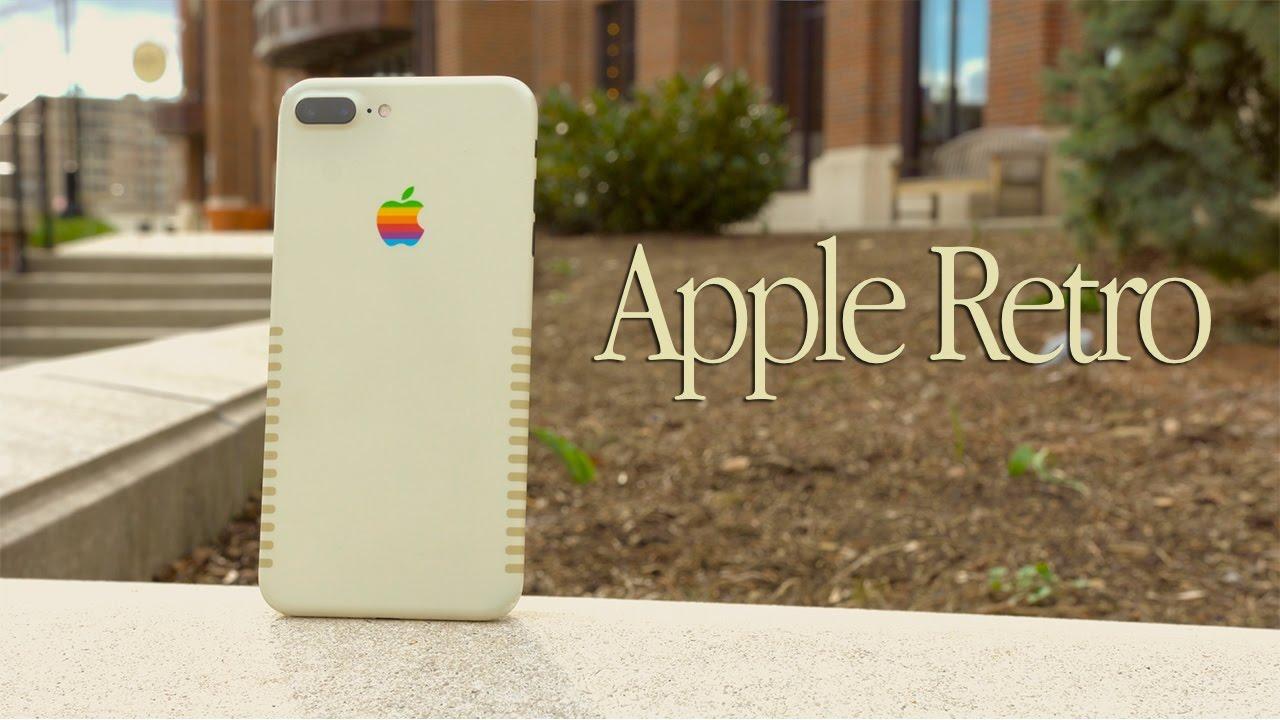 timeless design bd7c1 196db Retro iPhone 7 plus for $19.84!!!!