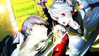 BEST OF Persona 4 Arena / Ultimax