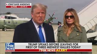 President Trump says more Middle East peace deals will come