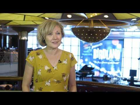 Nicki Parrott On Playing The Jazz Cruise