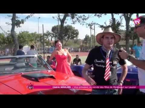 Journée Américaine à Montségur/Lauzon