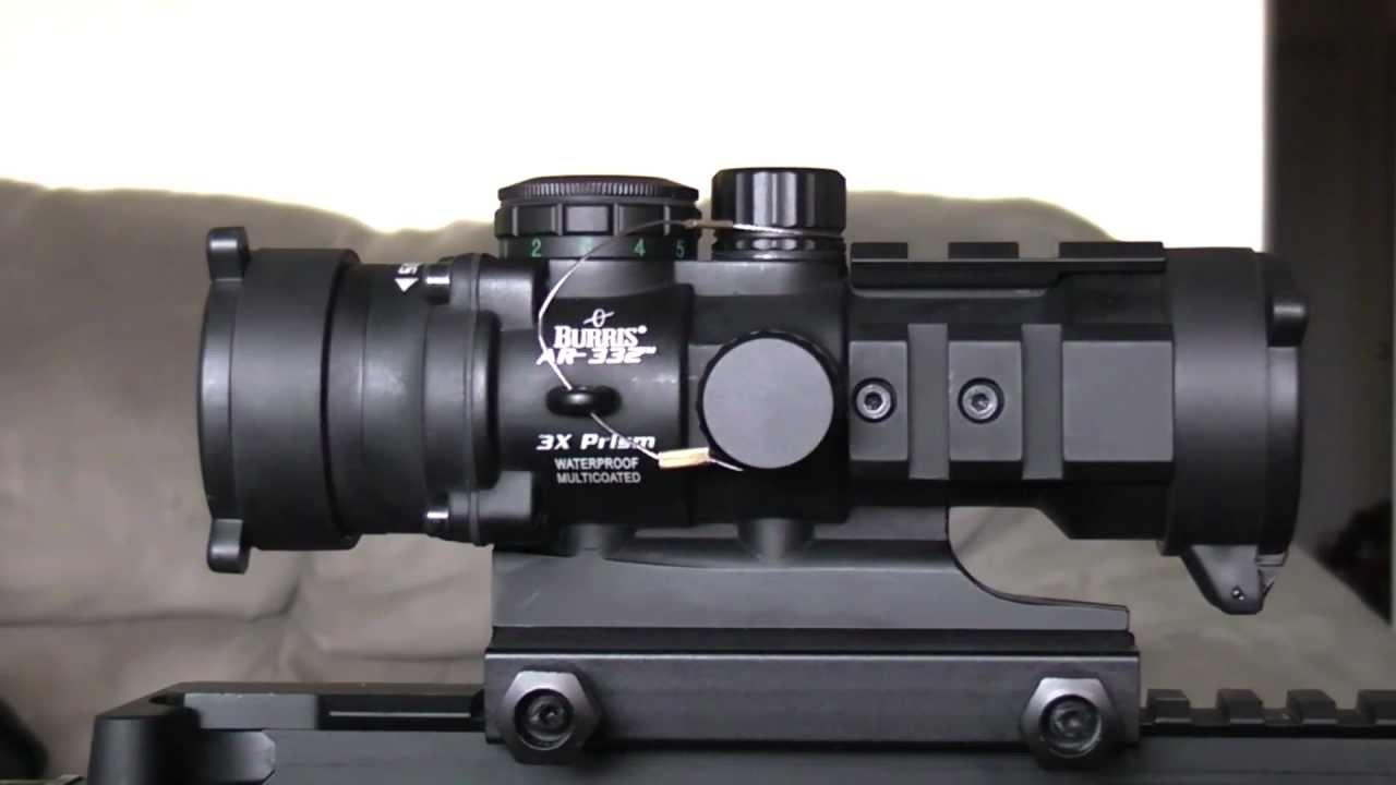Burris AR-332 Review - YouTube b55955d89aa5