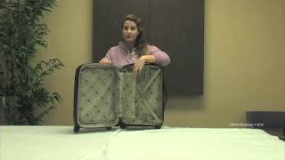 Rockland F145 Luggage Melbourne Series Carry-On Upright Thumbnail