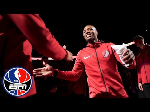 Why are Damian Lillard and the Blazers so good this season? | NBA Countdown | ESPN