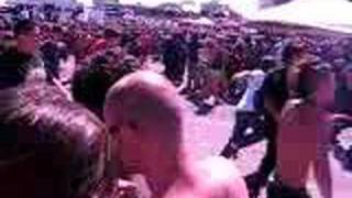 As i Lay Dying- Warped Tour- Biggest Pit