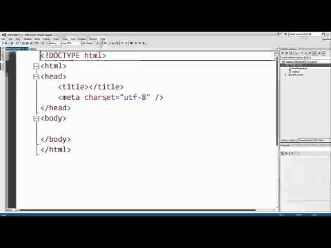 How To Create Your First C++ Project In Visual Studio 2015 from YouTube · High Definition · Duration:  7 minutes 13 seconds  · 2,000+ views · uploaded on 11/16/2016 · uploaded by ProgrammingKnowledge