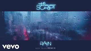 The Script Rain Nick Talos Remix Audio