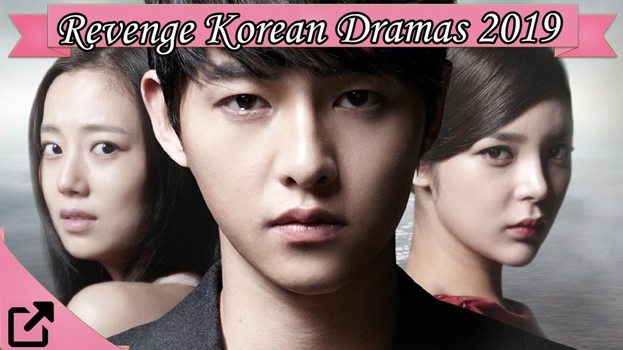 Top 25 Revenge Korean Dramas 2019 (All The Time)