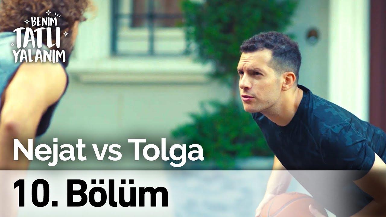 Nejat ve Tolga'nın Teke Tek Basketbol Maçı | Benim Tatlı Yalanım 10. Bölüm