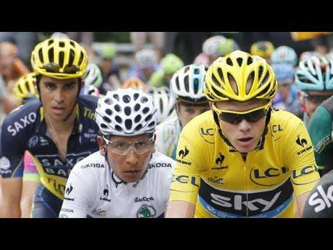Download Quand les Cyclistes se clashent