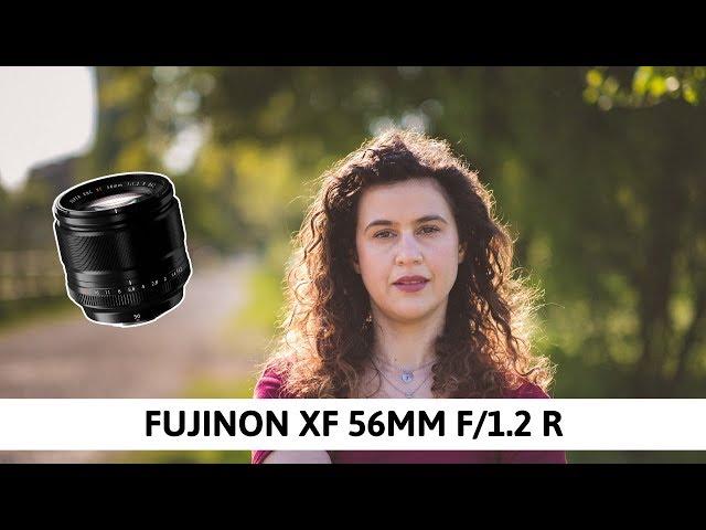 Fujinon XF 56mm F/1.2 R: l'obiettivo PERFETTO PER I RITRATTI con un SUPER BOKEH per il sistema Fuji?