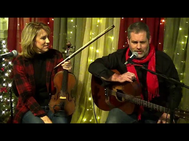LIVE! Stream Recording - 2020 Cape Cod Celtic Christmas Concert with Stanley & Grimm