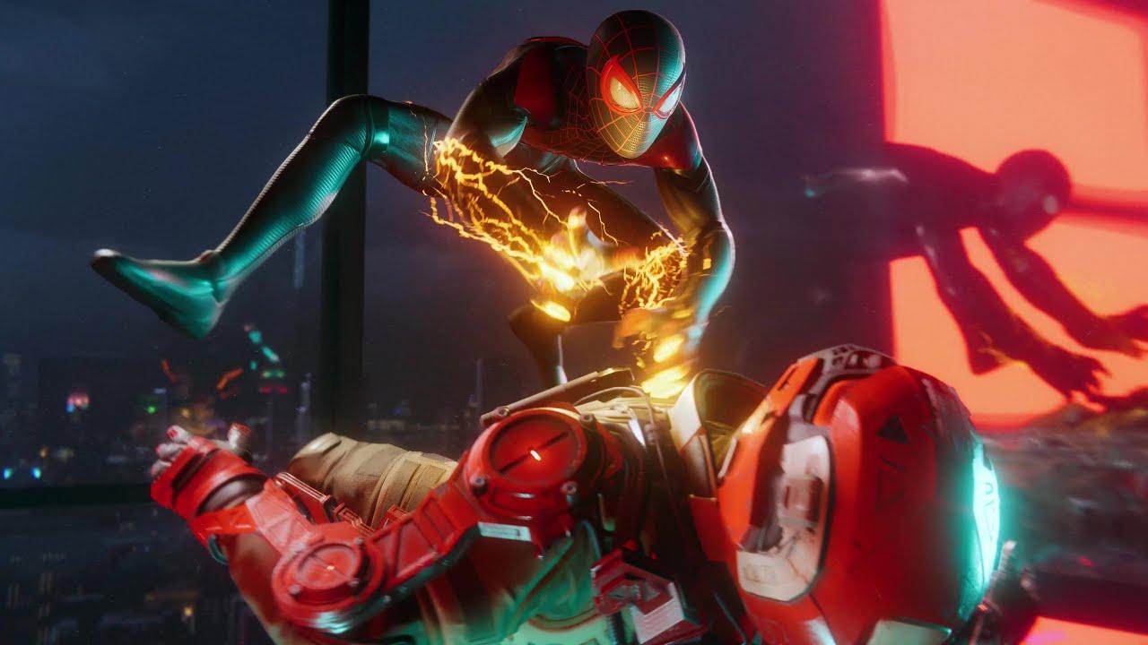 PS5 / PS4『Marvel's Spider-Man: Miles Morales』發表預告