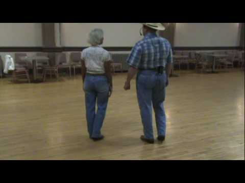 Country dance lessons - 2 step country western dancing