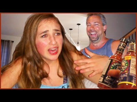 Hot Pepper Prank in a No Thumbs Challenge Gets Crazy