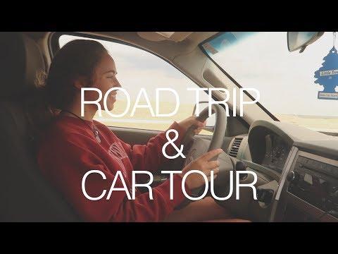 CAR TOUR // ROADTRIP BACK HOME!!!