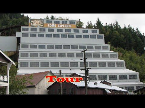 Britannia Mine Tour Abandoned British Columbia