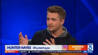 """""""Starts from the Heart,"""" Hunter Hayes on New Music & Performing at the O.C. Fair"""