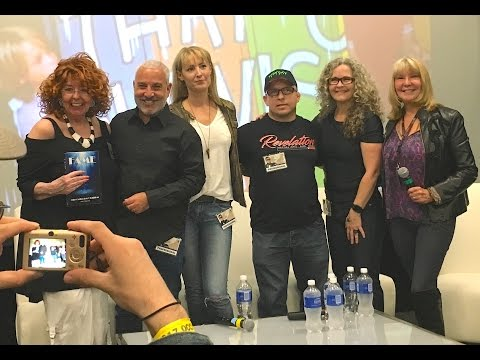 Ottawa Comiccon 2017 - You Can't Do That On Television Panel