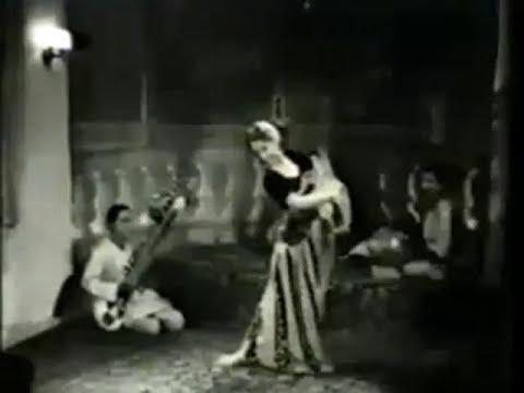 Naubahar1952- kajraari matwaari madbhari do ankhiyaan..Best of Rajkumari..a tribute