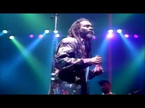 Burning Spear - Creation Rebel - Live in Paris, Zenith 1988