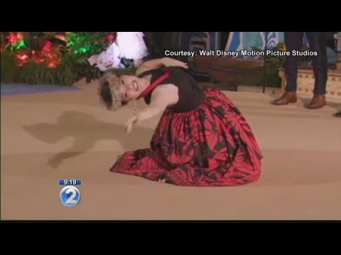 Polynesian culture in spotlight at 'Moana' world premiere