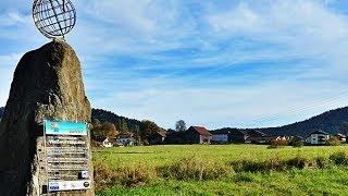 Weißwurst Äquator Denkmal - Weltpremiere in Zwiesel