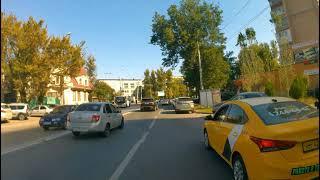 Еду на автобусе в ТЦ МЕГУ Часть 2