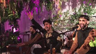 Ali Da Malang | Chand Ali Khan Qawwal & Party | Pakistani Wedding | Bookings: +447476824037