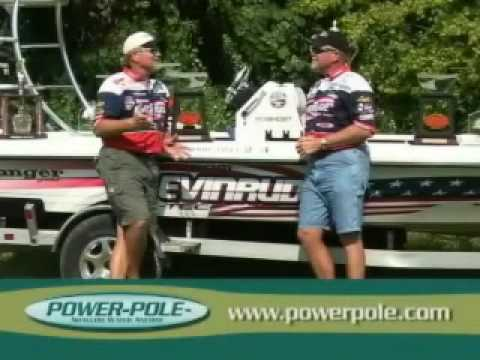 How Power-Pole has helped them win Tournaments