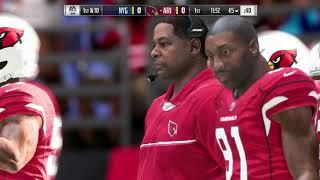 Madden NFL 19 - New York Giants vs Arizona Cardinals (Offseason)