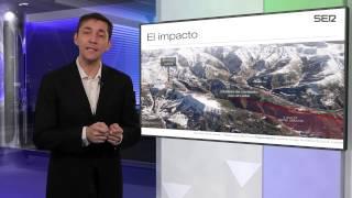 Los datos demuestran la intencionalidad de la tragedia del vuelo de Germanwings. Cadena SER