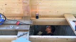 Электромонтаж бани. Скрытая проводка. Розетки. Технология.(Электромонтаж бани.Можно промотать всё и смотреть 10-ю минуту. Сайт: http://www.electromaster.moscow/ Профиль на АМР http://artelof..., 2014-07-31T14:17:44.000Z)