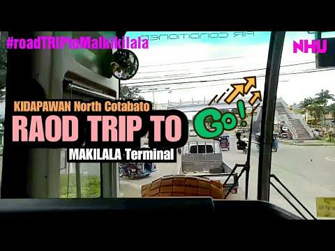 KIDAPAWAN NORTH COTABATO ROAD TRIP TO MAKILALA