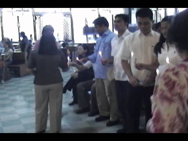 Terence's Baptism St. Francis of Assisi Church Videos De Viajes