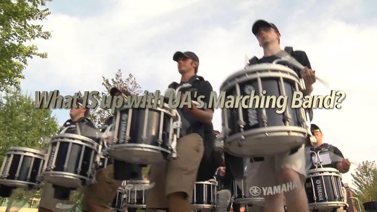 UA Marching Band: Ohio's Pride