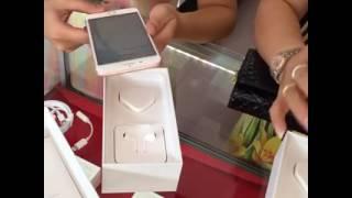 ĐẬP HỘP và NHÚNG NƯỚC: iPhone 7 Plus màu hường, Rose Gold 256 GB đầu tiên tại Lạng Sơn