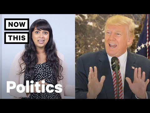 POTUS Unscripted: An Analysis Of Trump's Press Conference on the Charlottesville Attack | NowThis