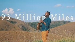 93 Million Miles - Jason Mraz  (Sax Cover) | Versax