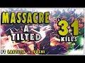 Massacre à Tilted - 31 Kills Solo Vs Squad - Ft. Laetitia & Yoshi - Fortnite Battle Royal