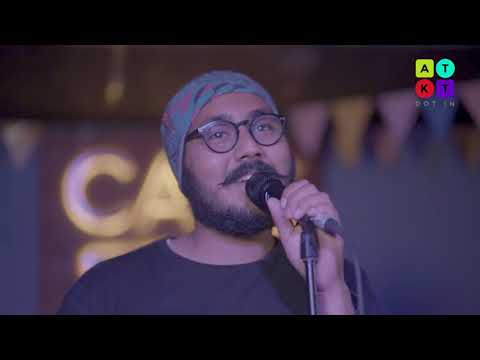 Char Dhaam | Performance Poetry by Jamia Milia University Student | ATKT.in Talent Tent