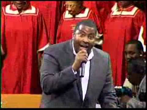 Oh, It is Jesus Pastor E Dewey Smith Sings 1