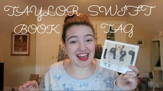 The Taylor Swift Book Tag: Happy 1989 Day!!! Thumbnail