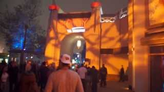 El Cucuy: The Boogieman at Halloween Horror Nights 2013 Universal Studios Hollywood