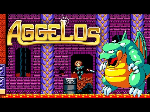 Aggelos - Nintendo Switch Review
